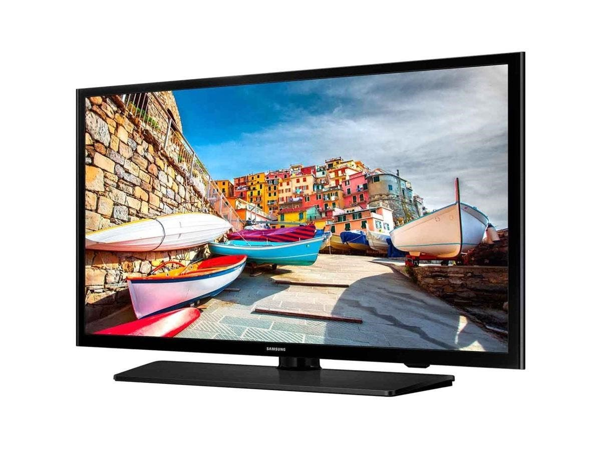 "Samsung 478 HG50NE478SF 50"" 1080p LED-LCD TV - 16:9 - Black - 1920 x 1080 - Dolby Digital Plus, DTS 2.0 Digital out - LED - USB - Ethernet - Wireless LAN"
