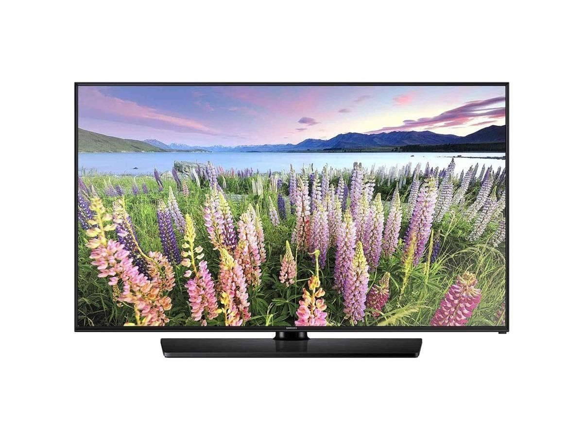 "Samsung 477 HG55NE477BF 55"" LED-LCD TV - Direct LED - USB - Ethernet - Wireless LAN - PC Streaming - Internet Access-Large-Image-1"