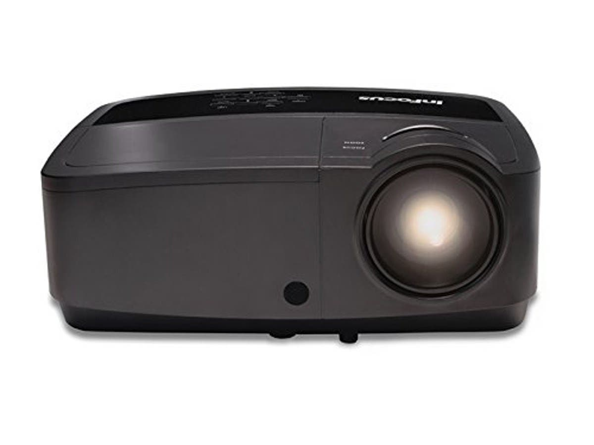 InFocus IN2124x 3D Ready DLP Projector - 720p - HDTV - 4:3 - Front - 260 W - 2000 Hour Normal Mode - 5000 Hour Economy Mode - 1024 x 768 - XGA - 14,000:1 - 4200 lm - HDMI - USB - 1 Year Warranty