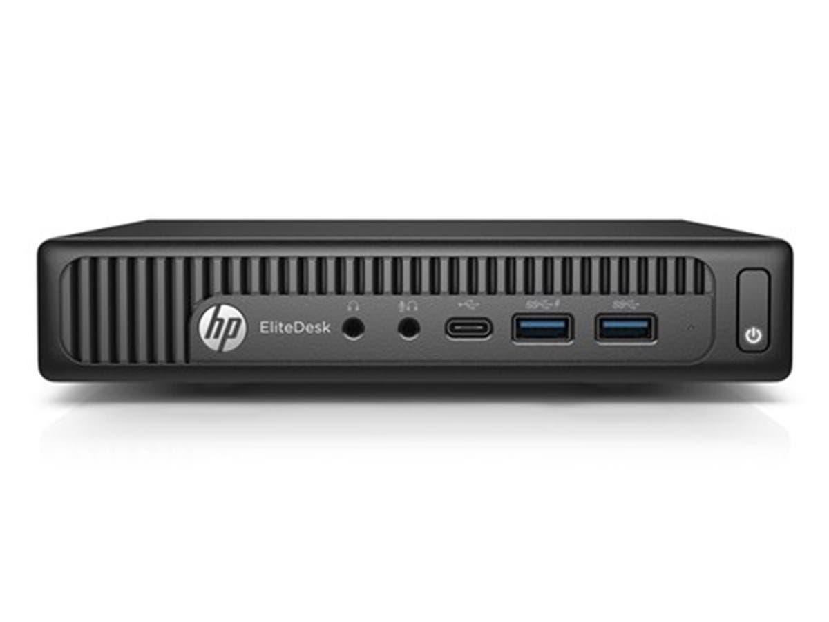 HP EliteDesk 800 G2 - Core i5 6500T 2.5 GHz - 8 GB - 256 GB - Y7B24UT#ABA