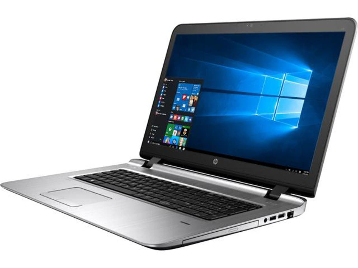 HP Laptop ProBook 470 G3 (Y1X32UT#ABA) Intel Core i5 6th Gen 6200U (2.30 GHz) 8 GB Memory 500 GB HDD Intel HD Graphics 520 17.3""