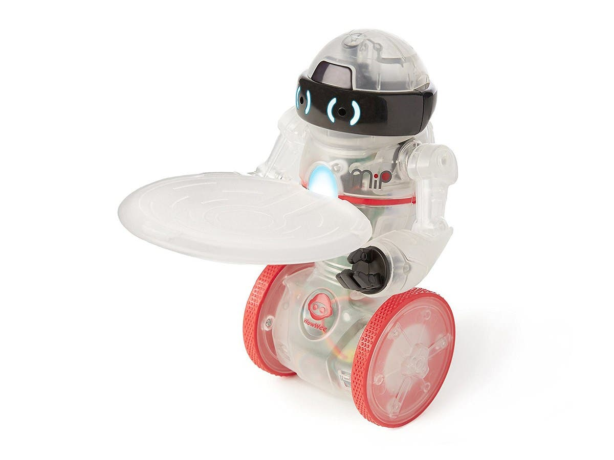 WowWee Coder MiP Programmable Balancing Robot-Large-Image-1