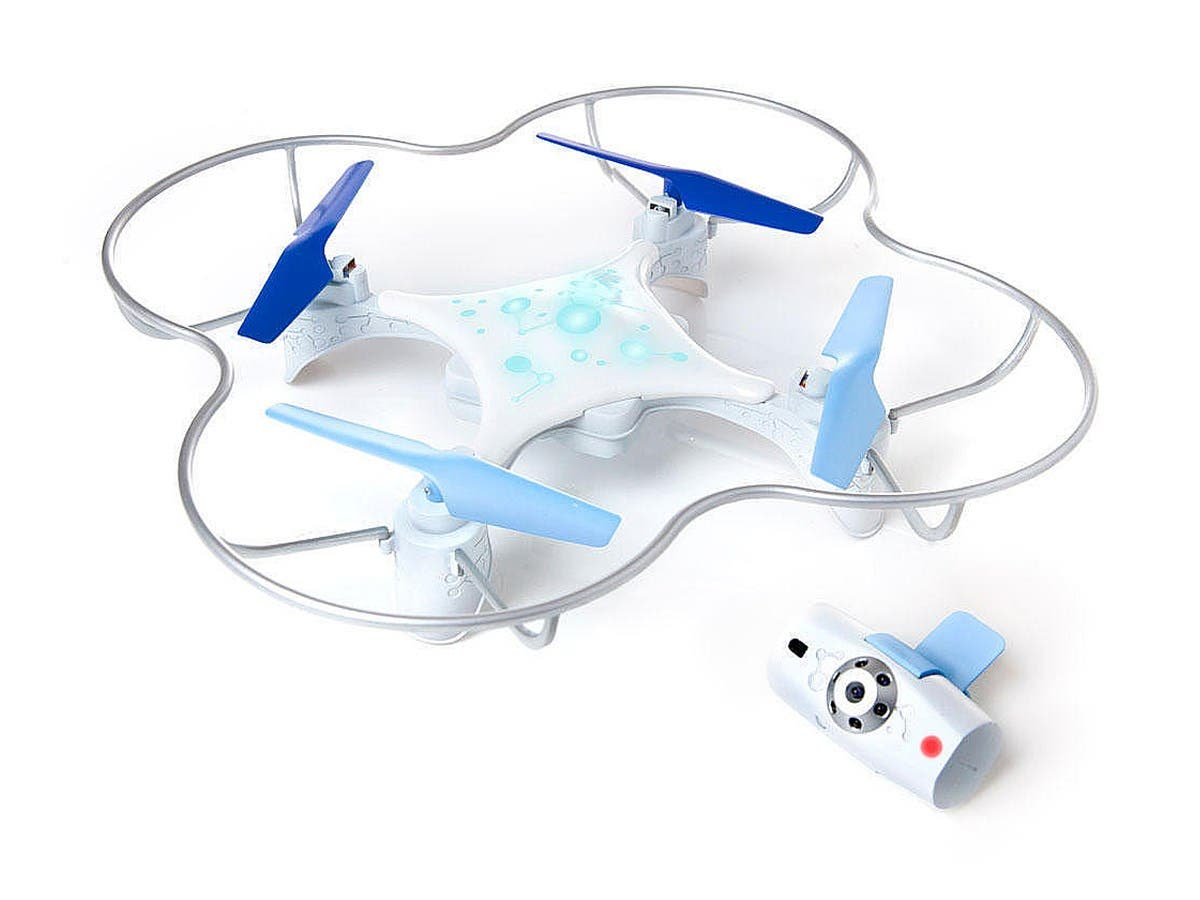 WowWee Lumi Gaming Drone - Blue-Large-Image-1