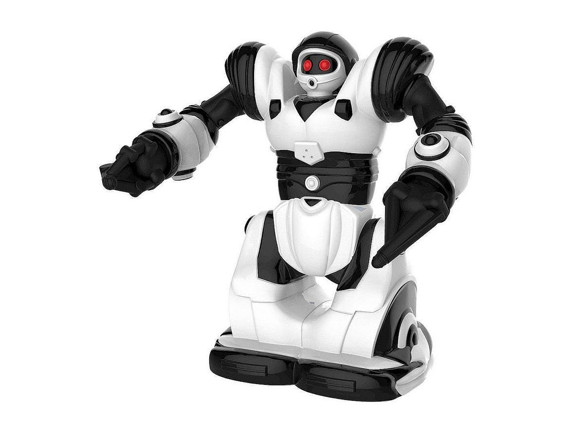 WowWee Mini Remote Control Robosapien-Large-Image-1