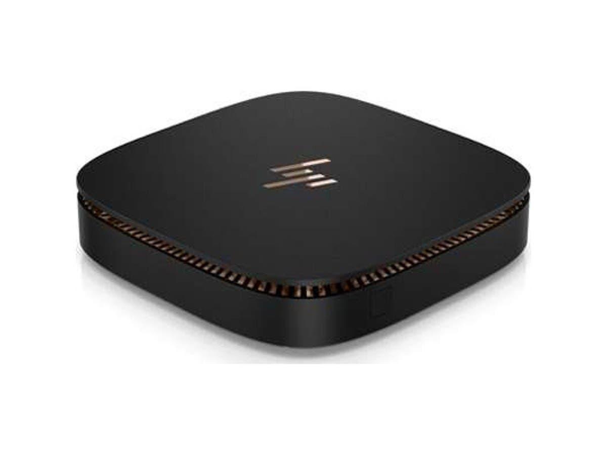 HP X9U65UT#ABA Elite Slice i5-6500T 2.5GHz 8GB 256GB ODD Module WLAN W10P64-Large-Image-1