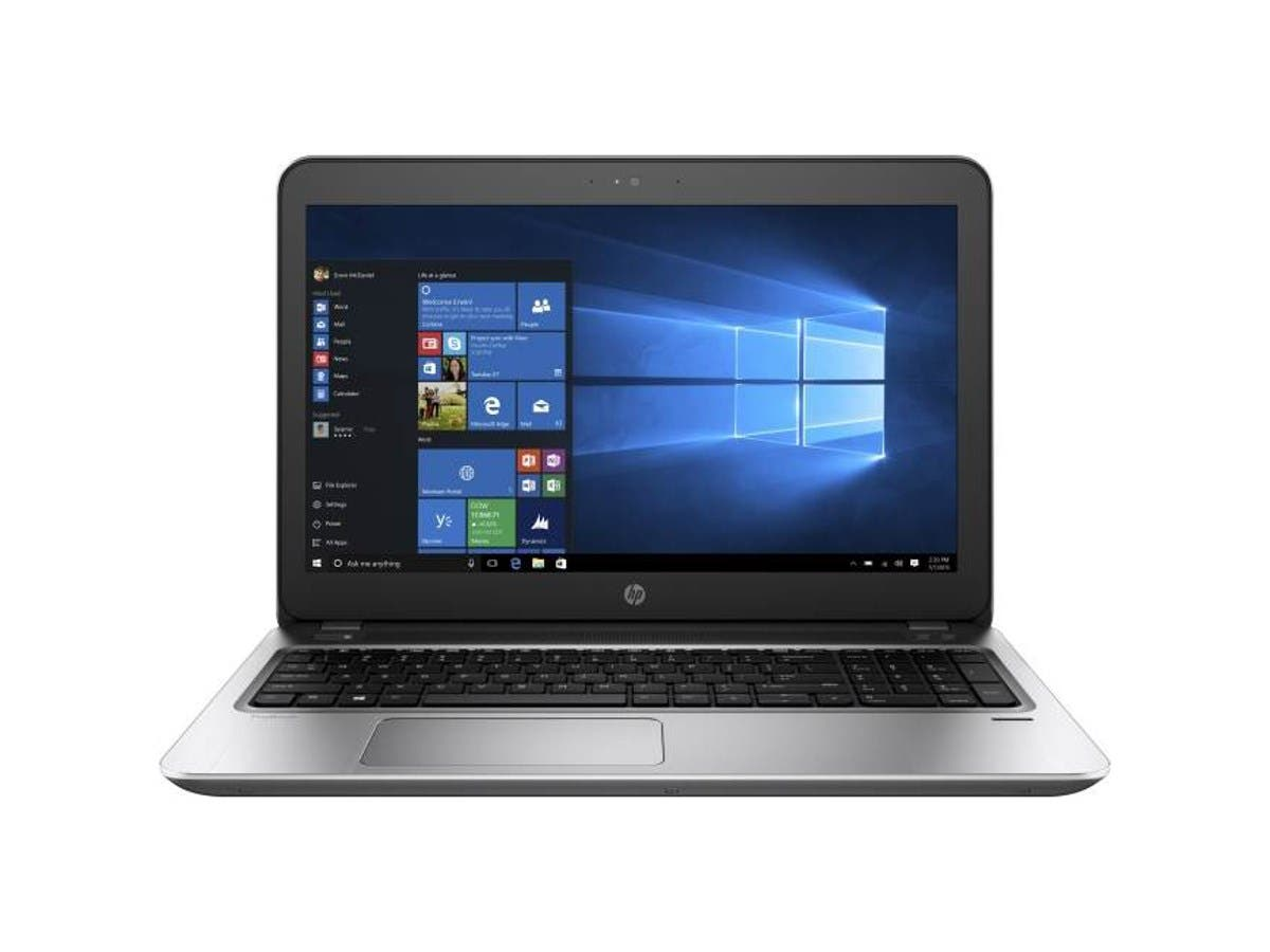 "HP Y9F94UT#ABA ProBook 450 G4 i5-7200U 2.5GHz 4GB 500GB DVDRW W10P64 15.6"" HD"
