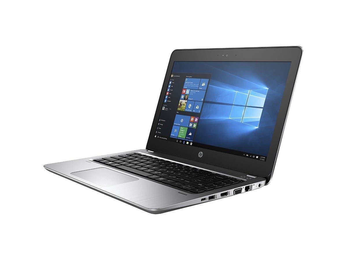 "HP Probook 430 G4 13.3"" Notebook, Windows, Intel Core i5 2.5 GHz, 8 GB RAM, 256 GB SSD, Gray (Y9G07UT#ABA)"