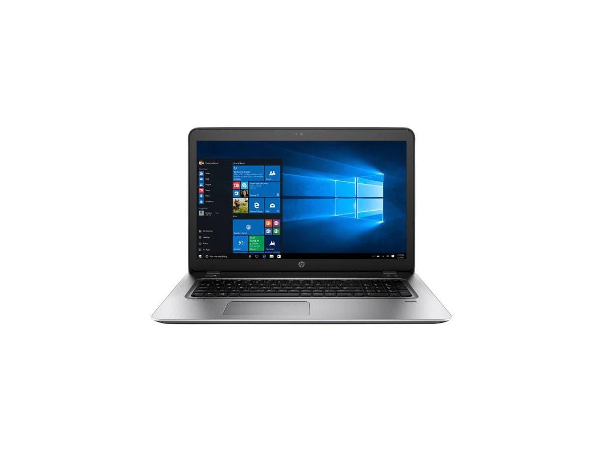 "HP Laptop ProBook 470 G4 (Z1Z76UT#ABA) Intel Core i7 7th Gen 7500U (2.70 GHz) 16 GB Memory 256 GB SSD Intel HD Graphics 620 17.3"" Windows 10 Pro 64-Bit"