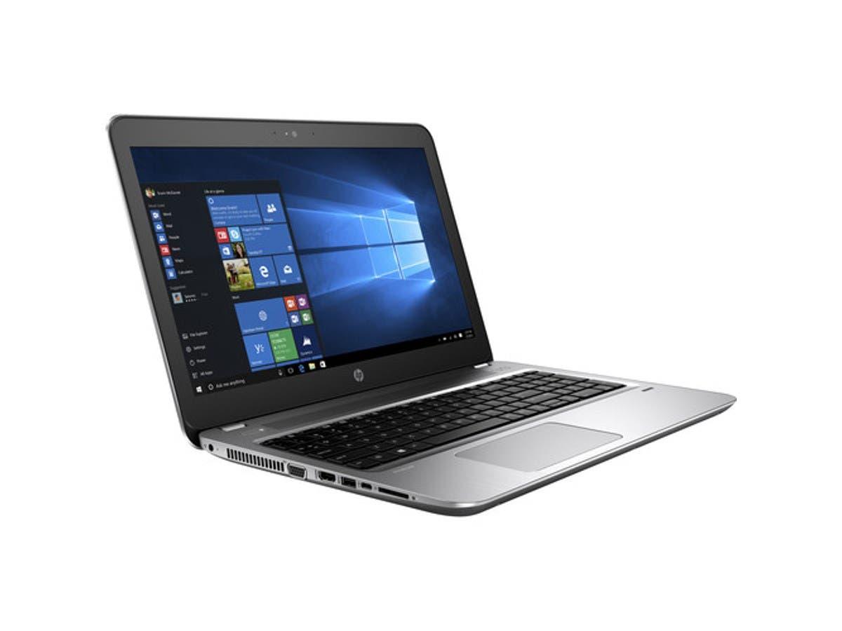 HP ProBook 455 G4 2.9GHz A9 15.6in display - Z1Z77UT#ABA