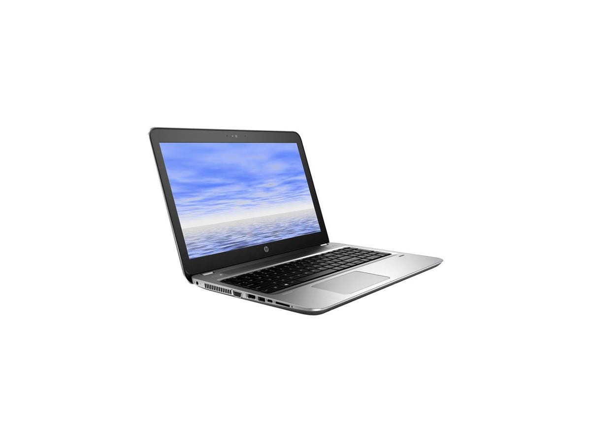 "HP Laptop ProBook 455 G4 (Z1Z78UT#ABA) AMD A10-Series A10-9600P (2.40 GHz) 8 GB Memory 500 GB HDD AMD Radeon R5 Series 15.6"" 1366 x 768 Windows 10 Pro 64-Bit"