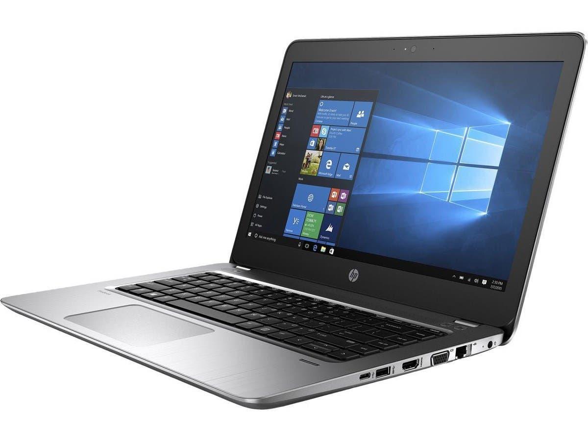 """HP Z1Z84UT#ABA ProBook 440 G4 i5-7200U 2.5GHz 8GB 256GB W10P64 14"""" HD Touch -Large-Image-1"""