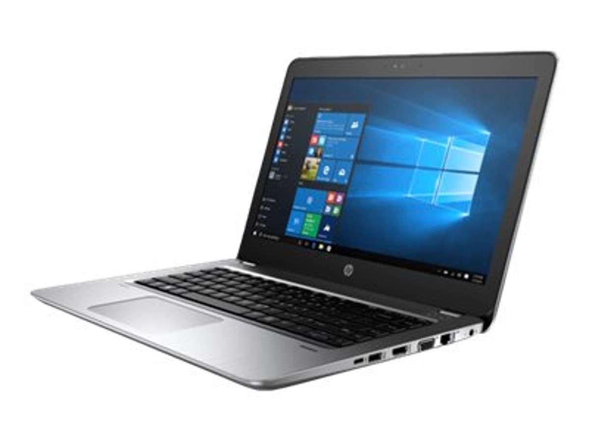 "HP Z1Z85UT#ABA ProBook 440 G4 i7-7500U 2.7GHz 8GB 256GB W10P64 14"" FHD"