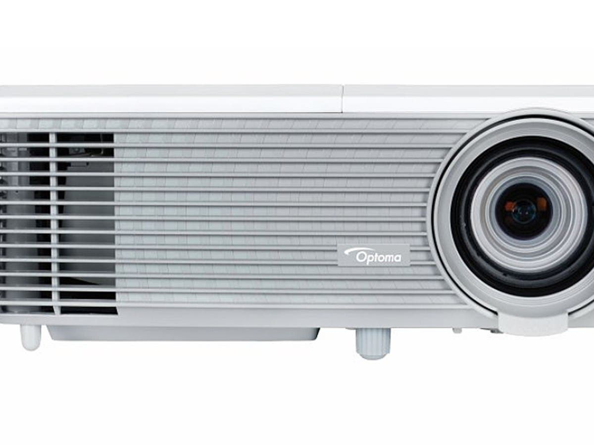 Optoma W355 3D DLP Projector - 720p - HDTV - 16:10 - Ceiling, Front - 195 W - 5000 Hour Normal Mode - 6000 Hour Economy Mode - 1280 x 800 - WXGA - 22,000:1 - 3600 lm-Large-Image-1