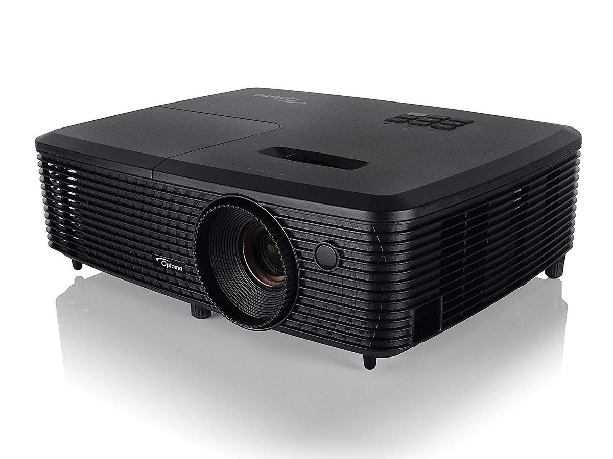 Optoma EH331 1080p 3300 Lumens 3D DLP Office Projector-Large-Image-1