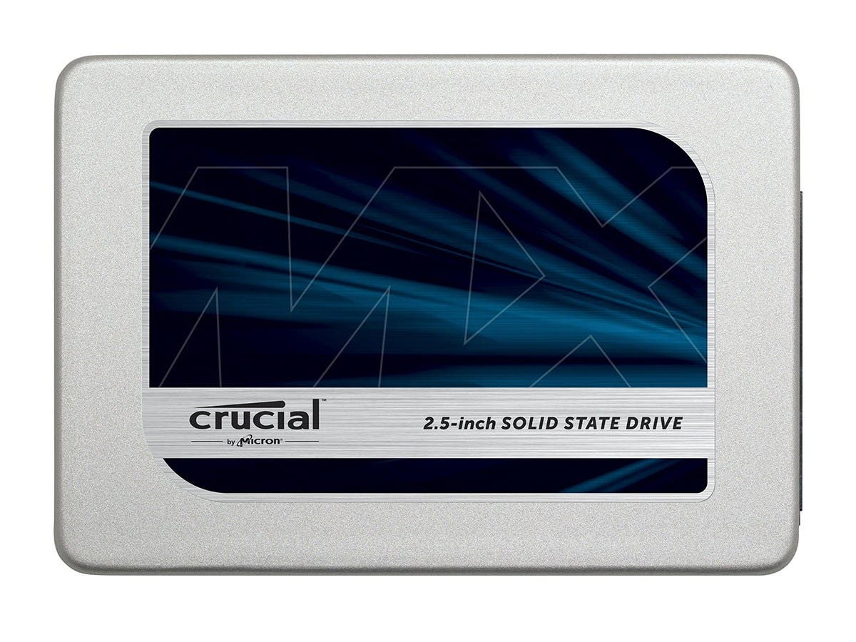 Crucial MX300 750GB SATA 2.5 Inch Internal Solid State Drive - CT750MX300SSD1-Large-Image-1