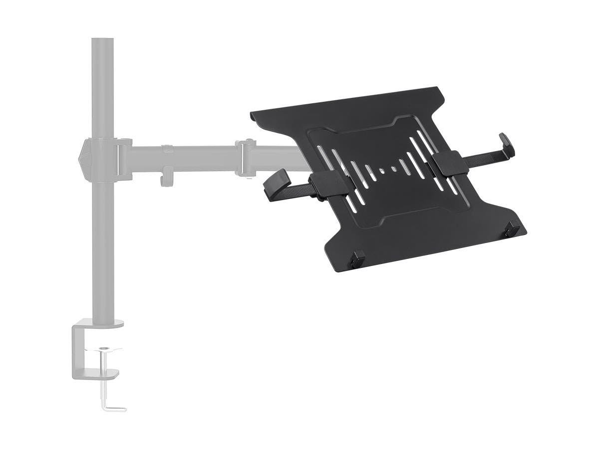 Laptop Holder Attachment for LCD Desk Mounts