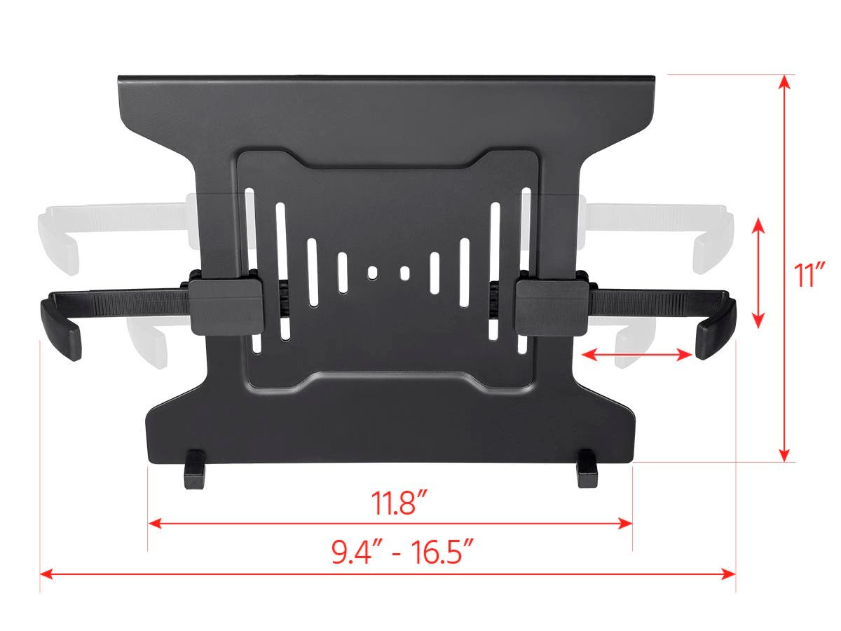 Monopricelaptop Holder Attachment For Lcd Desk Mounts Tanga