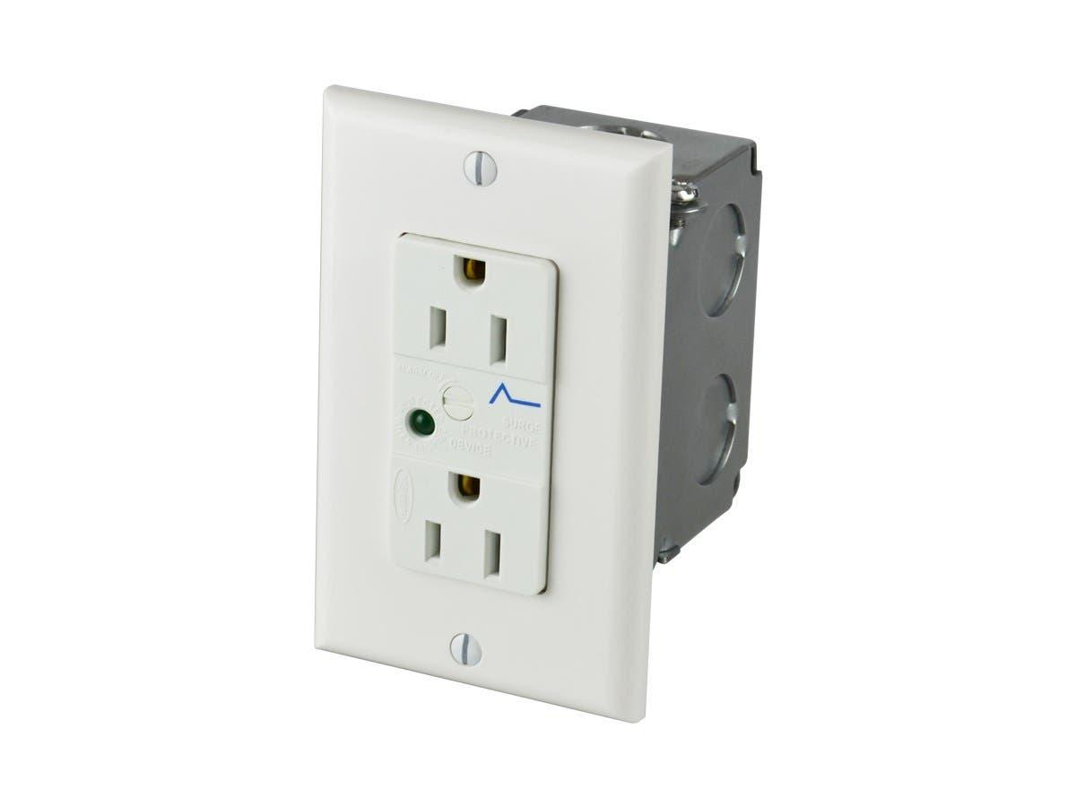 AC Power Duplex Surge Module