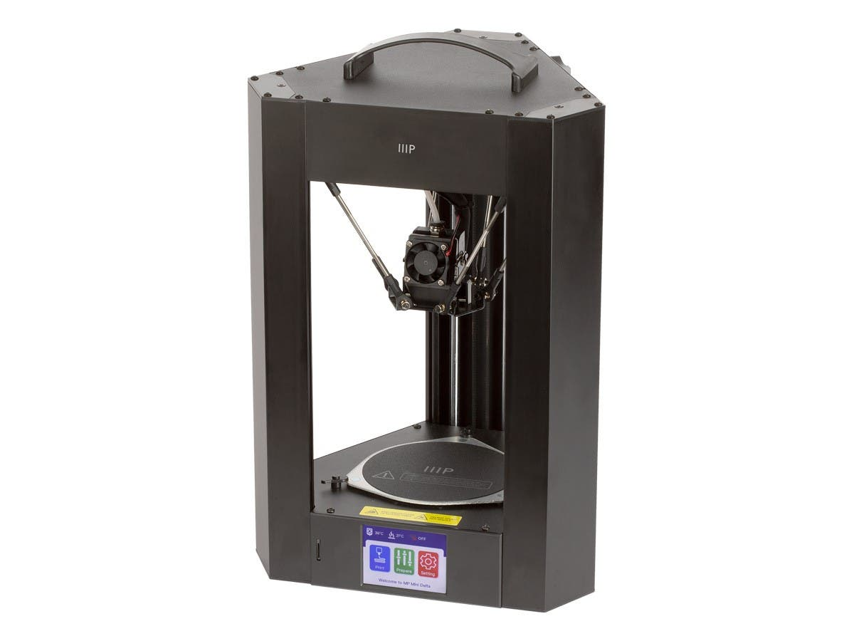 Monoprice MP Mini Delta 3D Printer-Large-Image-1