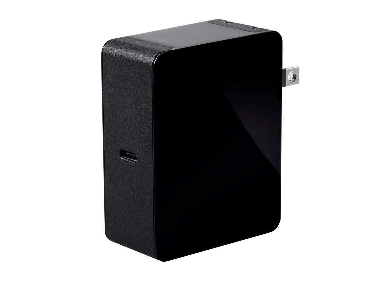 Monoprice Obsidian Series USB Type-C Wall Charger, 45W-Large-Image-1
