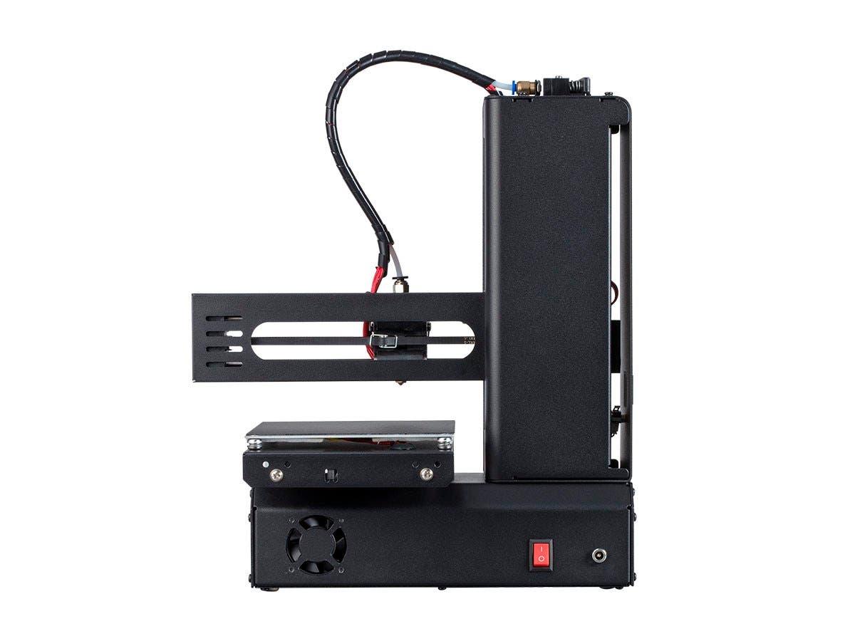 Monoprice MP Select Mini 3D Printer V2, Black - Monoprice com