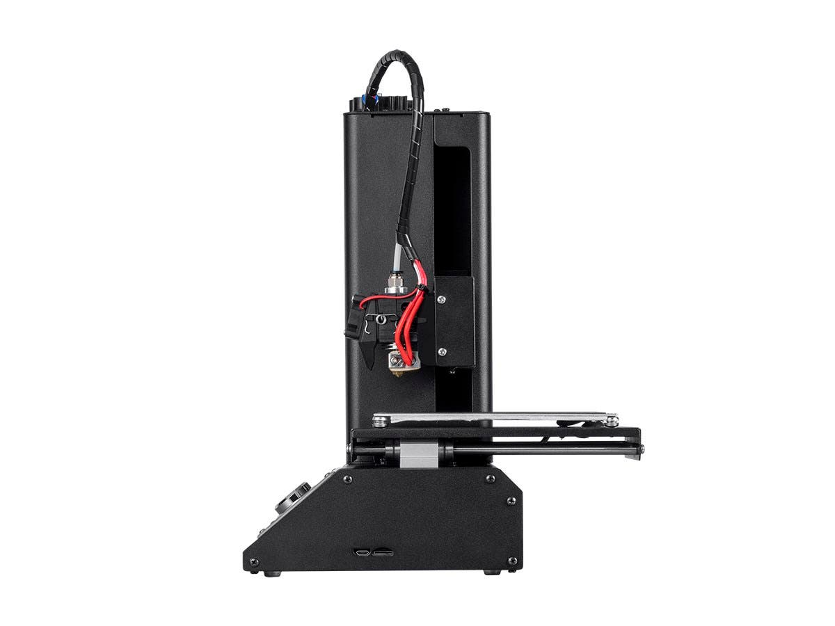 Monoprice MP Select Mini 3D Printer V2, Black - Monoprice com