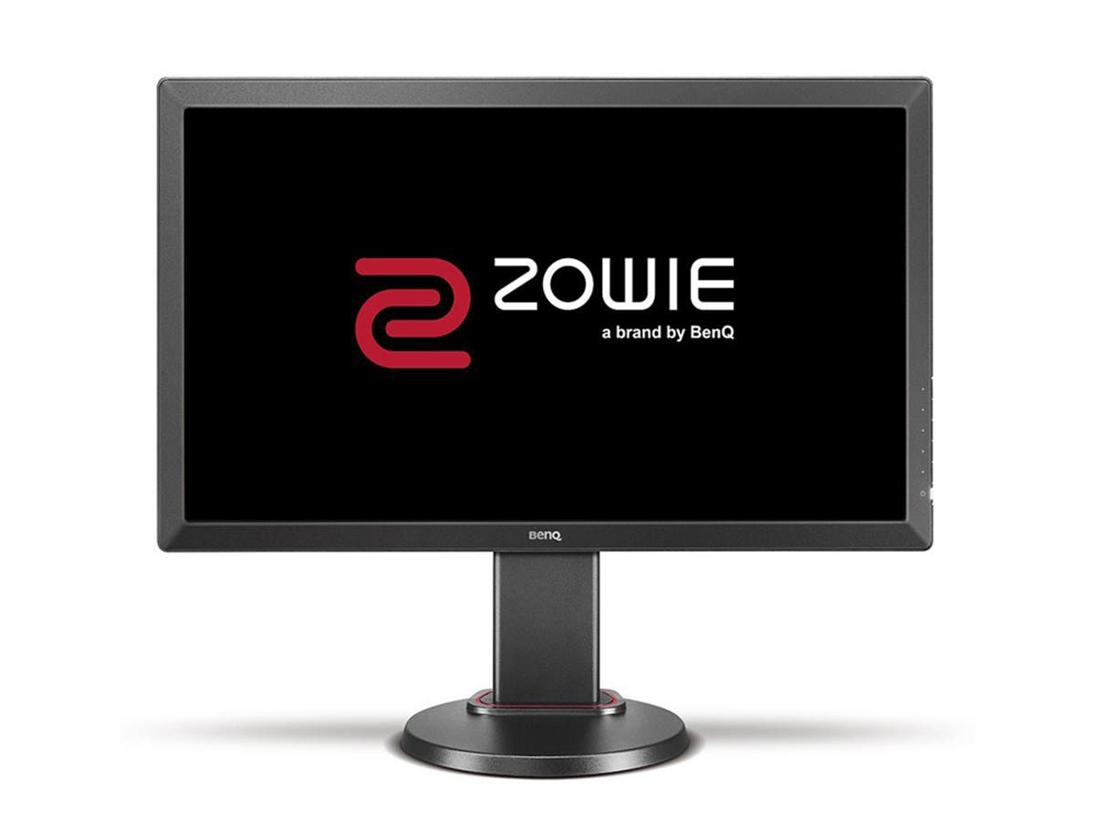 "BenQ Zowie RL2460 24"" LED LCD Monitor - 16:9 - 1 ms - 1920 x 1080 - 250 Nit - 12,000,000:1 - Full HD - Speakers - DVI - HDMI - VGA - 45 W E-SPORTS MONITOR"