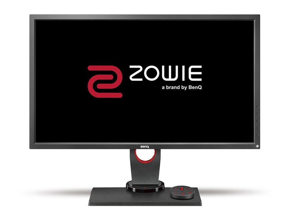 "BenQ Zowie XL2730 27"" LED LCD Monitor - 16:9 - 1 ms - 2560 x 1440 - 350 Nit - 12,000,000:1 - WQHD - DVI - HDMI - VGA - DisplayPort - USB - 65 W E-SPORTS MONITOR-Large-Image-1"