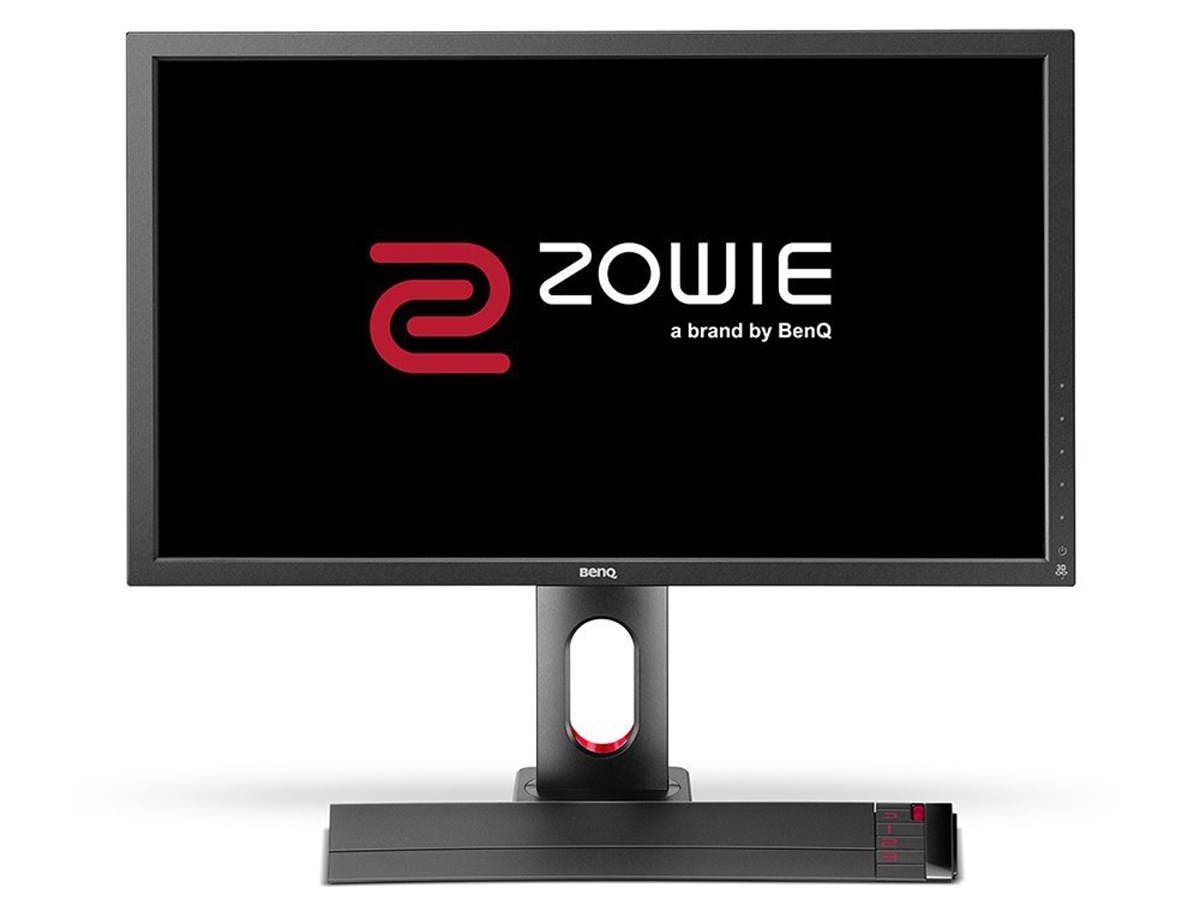 "BenQ Zowie XL2720 27"" LED LCD Monitor - 16:9 - 1 ms - 1920 x 1080 - 16.7 Million Colors - 300 Nit - 12,000,000:1 - Full HD - DVI - HDMI - VGA - DisplayPort - USB - Black E-SPORTS MONITOR"