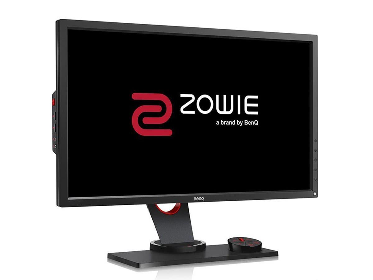 """BenQ Zowie XL2430 24"""" LED LCD Monitor - 16:9 - 1 ms - 1920 x 1080 - 350 Nit - 12,000,000:1 - Full HD - DVI - HDMI - VGA - DisplayPort - USB - 50 W E-SPORTS MONITOR"""