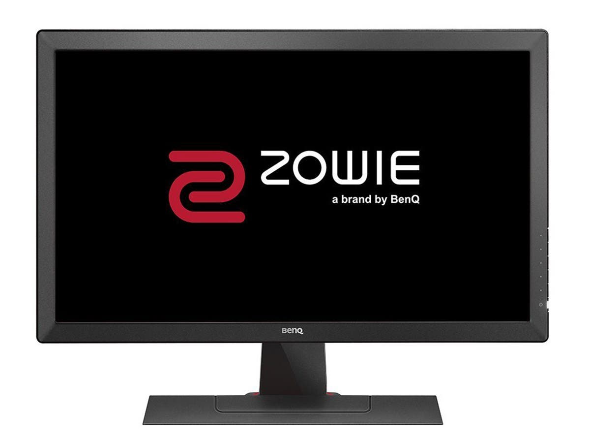 "BenQ Zowie RL2455 24"" LED LCD Monitor - 16:9 - 1 ms - 1920 x 1080 - 250 Nit - 12,000,000:1 - Full HD - Speakers - DVI - HDMI - VGA - 45 W E-SPORTS MONITOR"