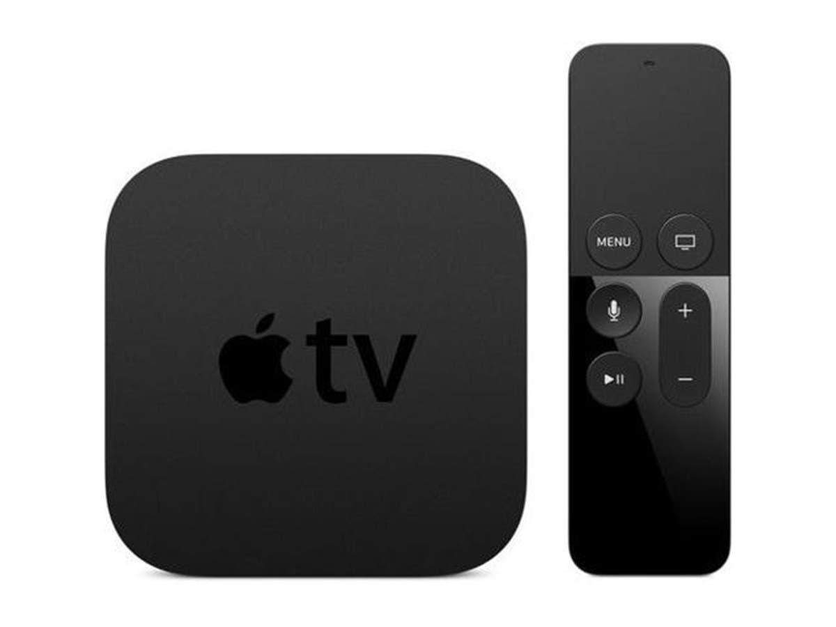Apple TV 64GB, 4th Generation MLNC2LL/A Wireless Multimedia Streamer with Siri Control