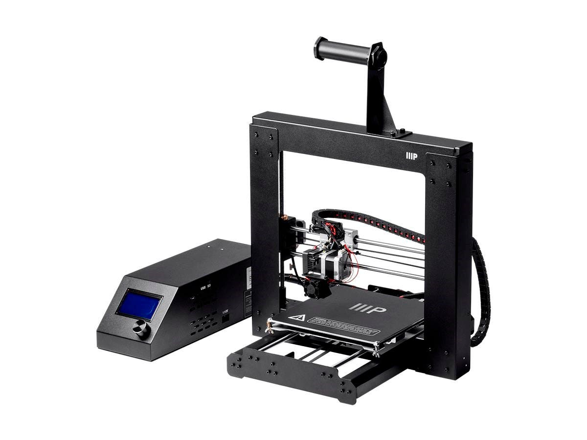 Monoprice Maker Select 3D Printer v2 (Open Box)-Large-Image-1