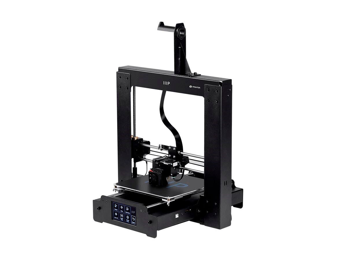 Monoprice Maker Select Plus 3D Printer (Open Box)-Large-Image-1