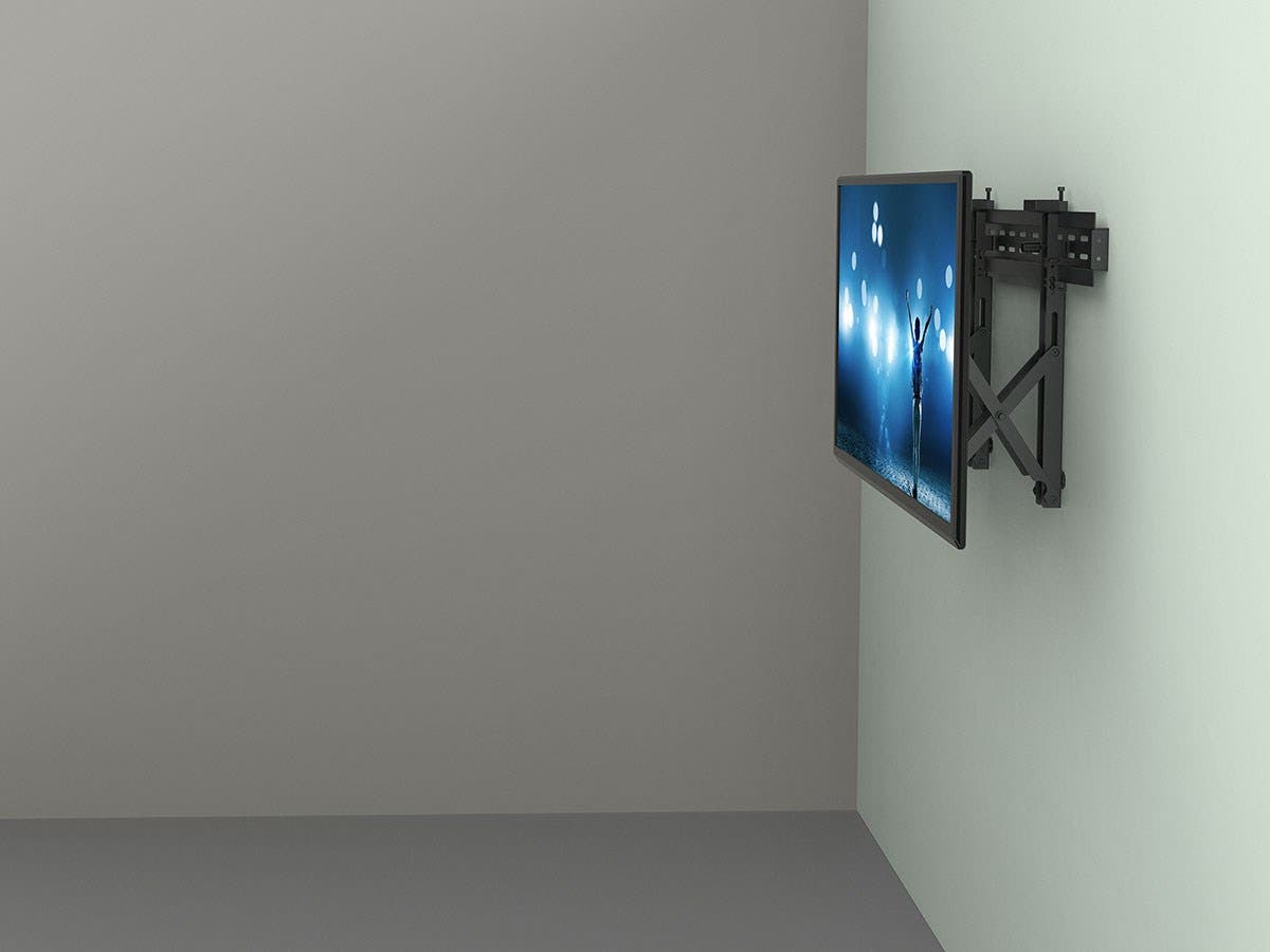 Monoprice Entegrade Series Specialty Menu Board Tv Wall