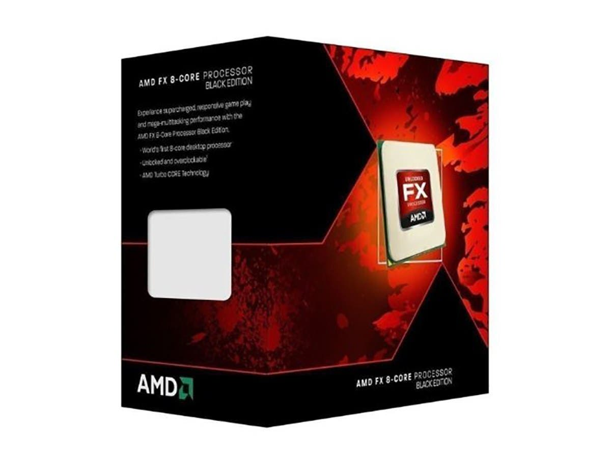 AMD FX-8350 Black Ed Vishera 8-Core 4.0 GHz (4.2 GHz Turbo) Socket AM3+ 125W CPU-Large-Image-1