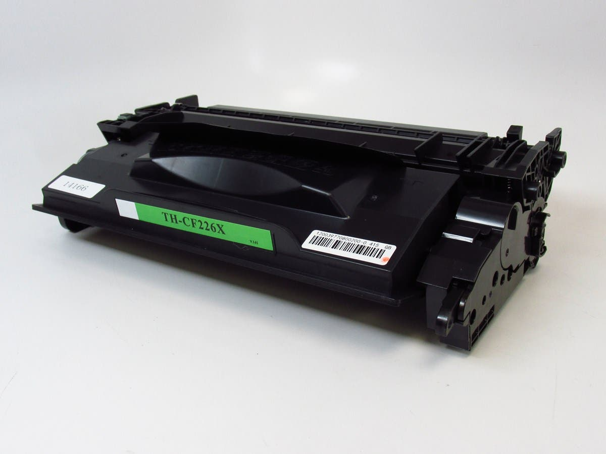 Monoprice compatible HP CF226X Laser/Toner - Black (High Yield)-Large-Image-1
