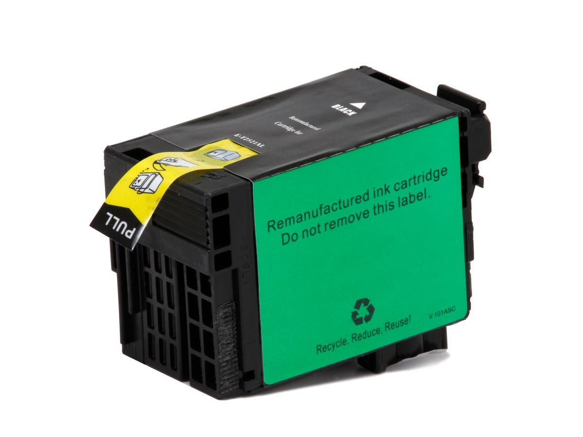 MPI Remanufactured Cartridge for Epson  T252XL120 Inkjet - Black (High Yield)