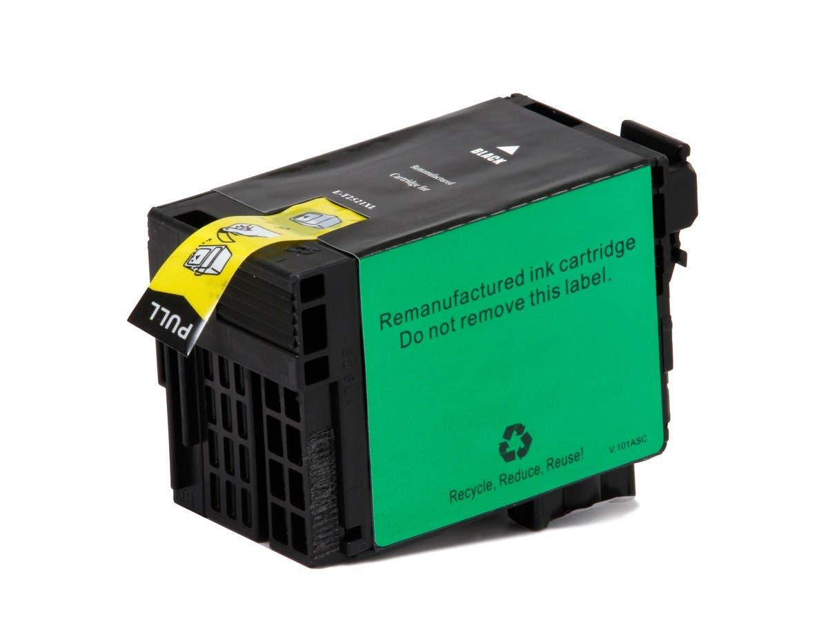 Monoprice Remanufactured Cartridge for Epson T252XL120 Inkjet - Black (High Yield)-Large-Image-1