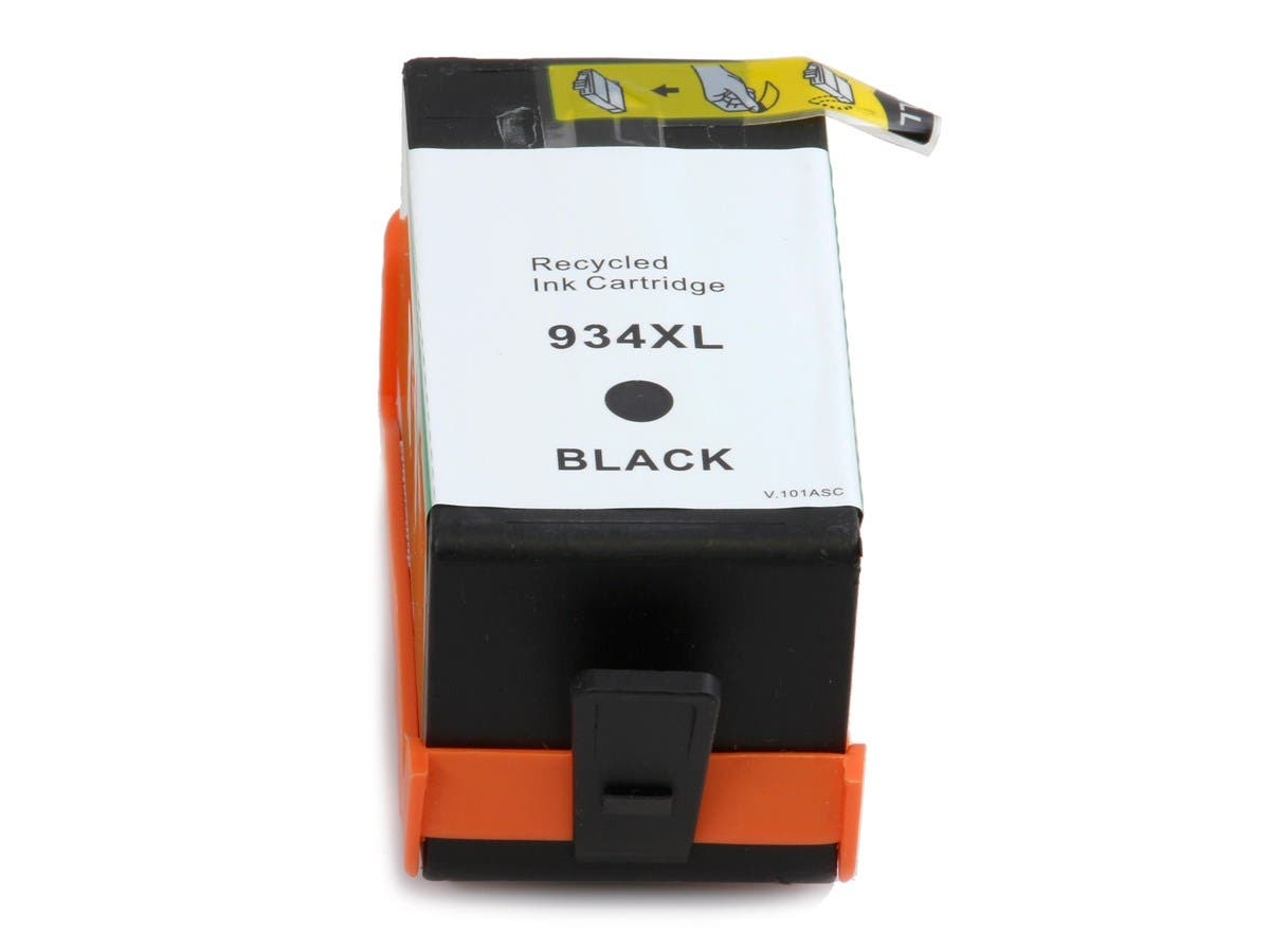 Monoprice Compatible HP 934XLBK (C2P23AN) Inkjet-Black (High Yield)-Large-Image-1