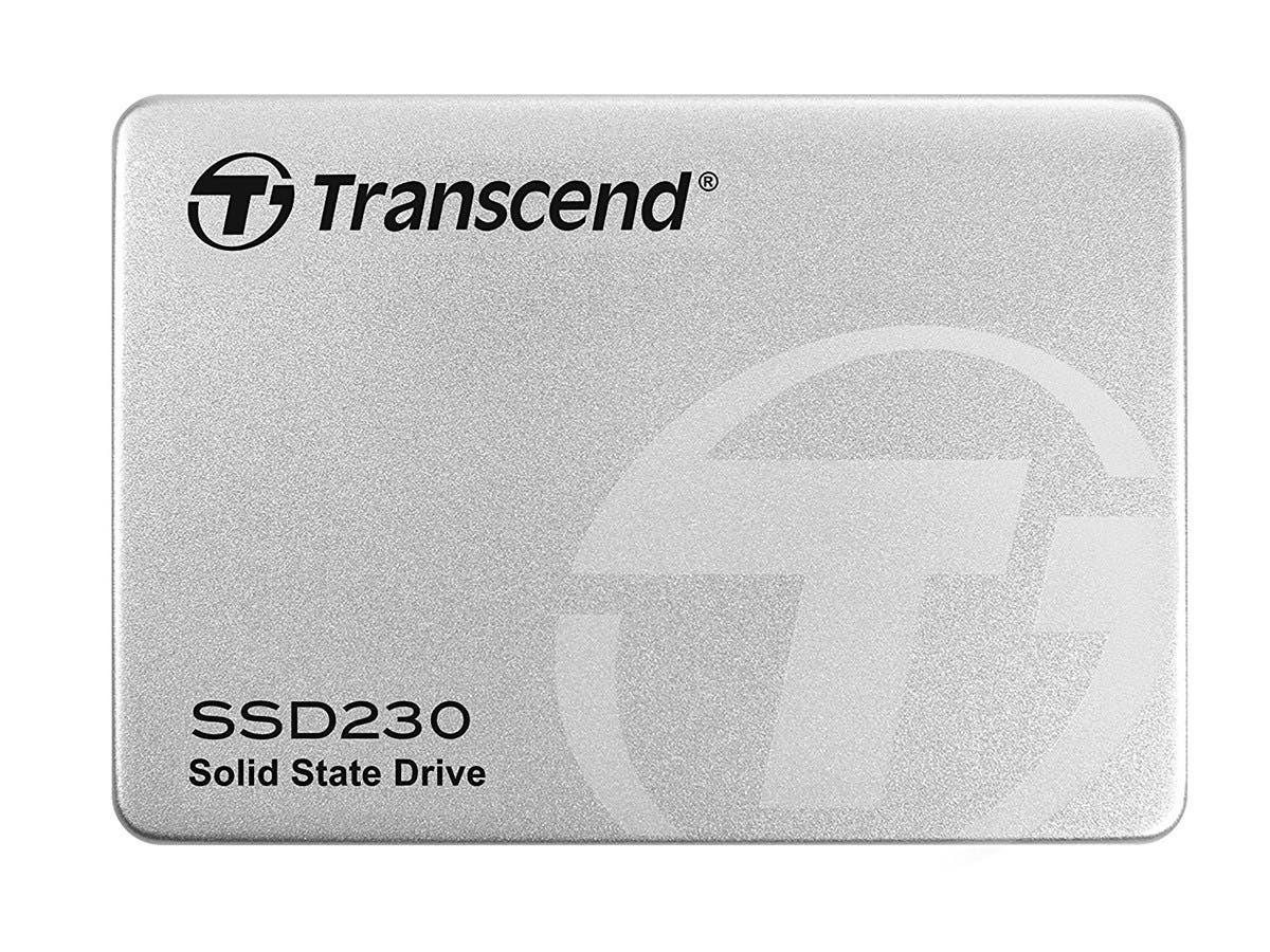 "Transcend TS128GSSD230S 128GB 3D TLC SATA III 6GB/S 2.5"" Solid State Drive 230 2.5""-Large-Image-1"