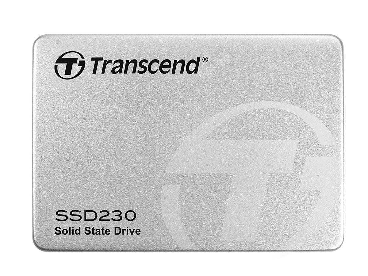 "Transcend TS512GSSD230S 512 GB 3D TLC SATA III 6GB/S 2.5"" Solid State Drive 230 2.5""-Large-Image-1"