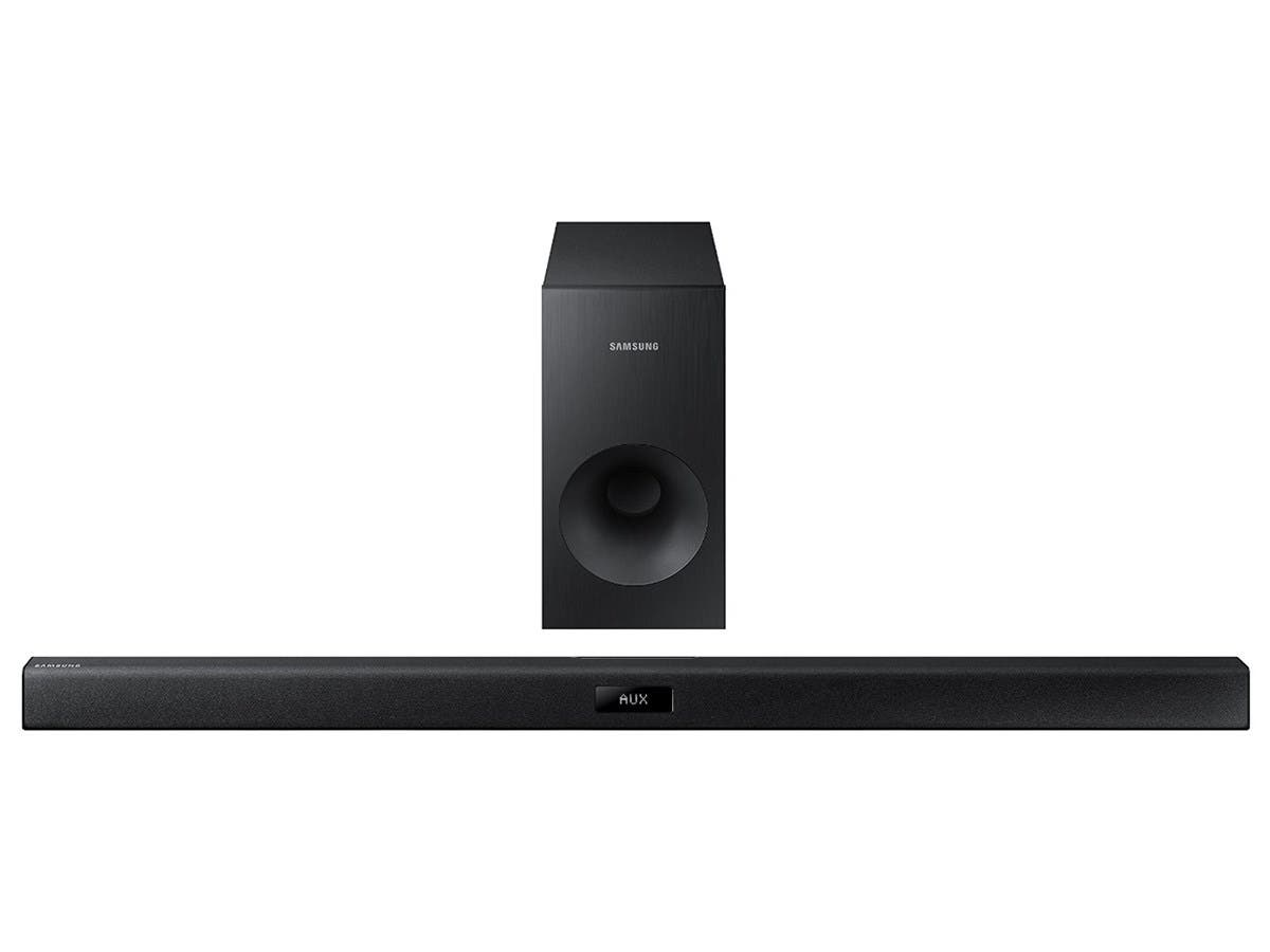 Samsung HW-J355 2.1 120 Watts Bluetooth Soundbar w/Subwoofer (Recertified)