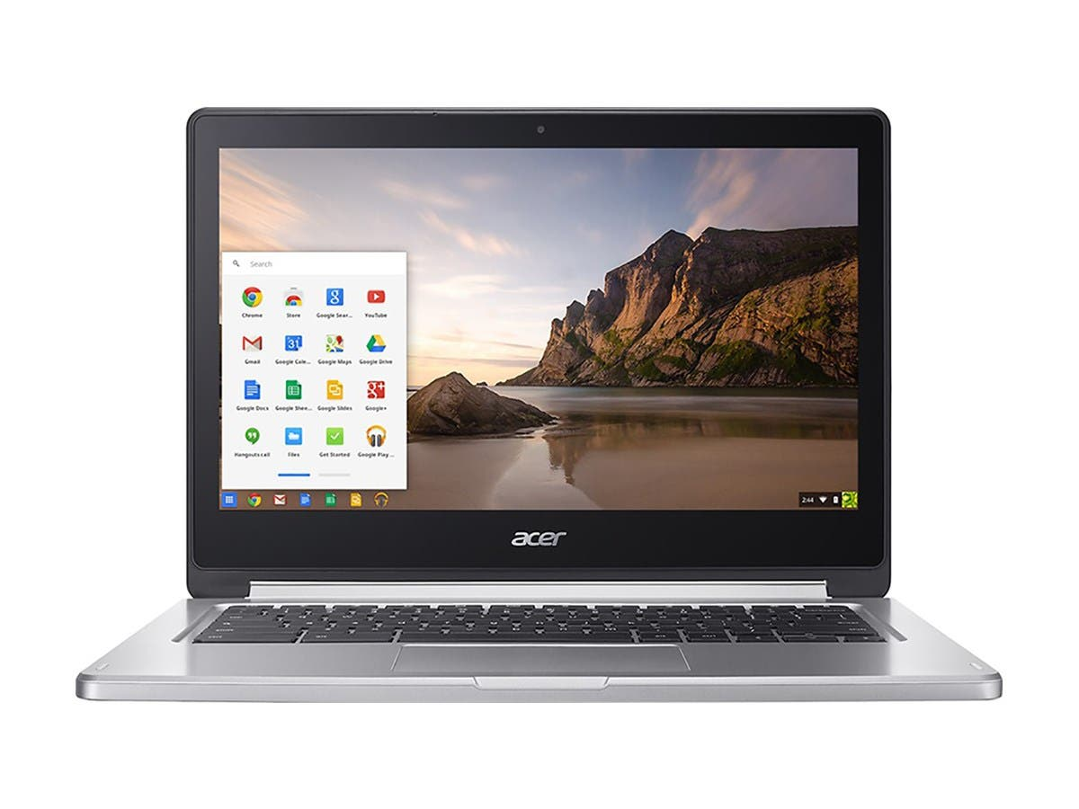 Acer CB5-312T-K8Z9 13.3-inch 1920x1080 Touchscreen Chromebook MT8173 4 GB LPDDR3 Memory 64 GB internal Storage NX.GL4AA.001 Laptop (Recertified)