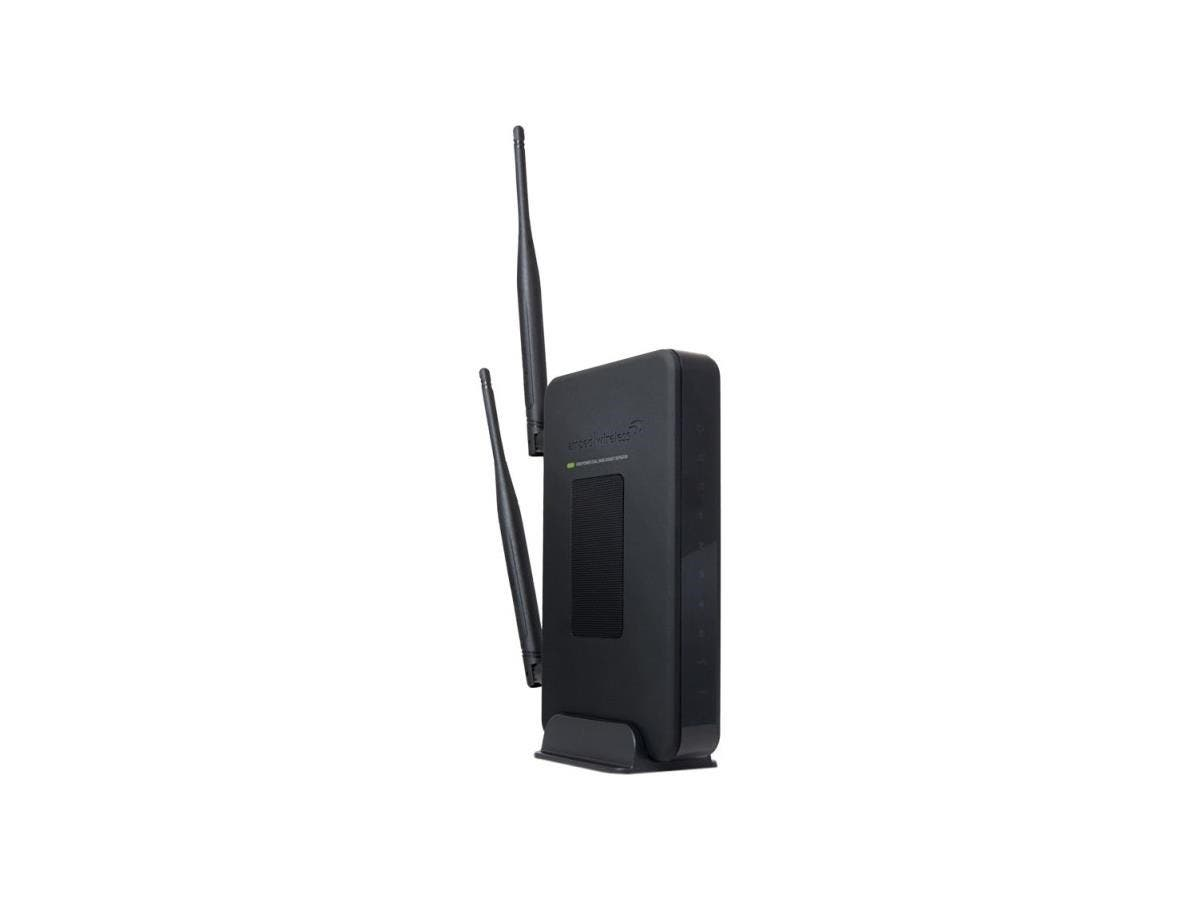 Amped Wireless SR20000G High Power Wireless-N 600mW Gigabit Dual Band Repeater and Range Extender - Universal Range Extender 10,000 sq ft WiFi Coverage, 5 x Gigabit Ports, USB Port, Dual Band 802.11a/-Large-Image-1
