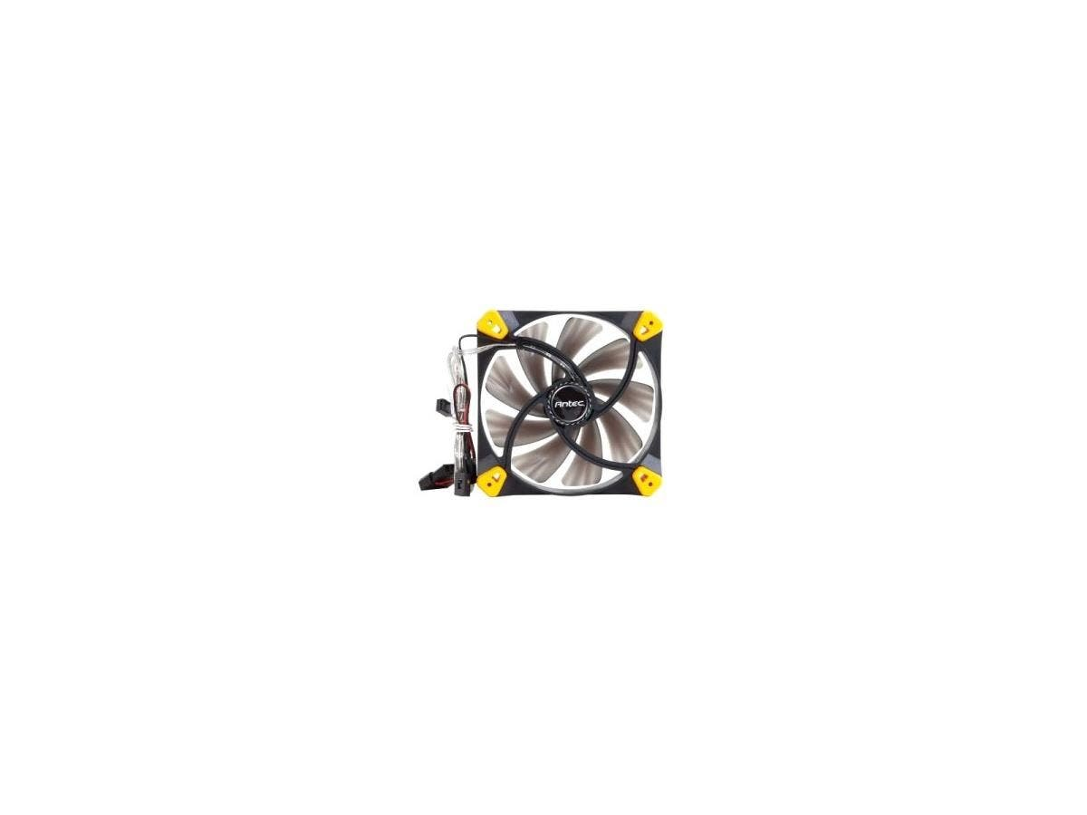 Antec TrueQuiet 120 Cooling Fan - 1 x 120 mm - 1000 rpm-Large-Image-1