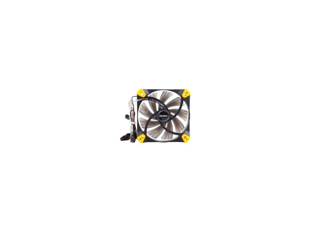 Antec TrueQuiet 140 Cooling Fan - 1 x 140 mm - 800 rpm