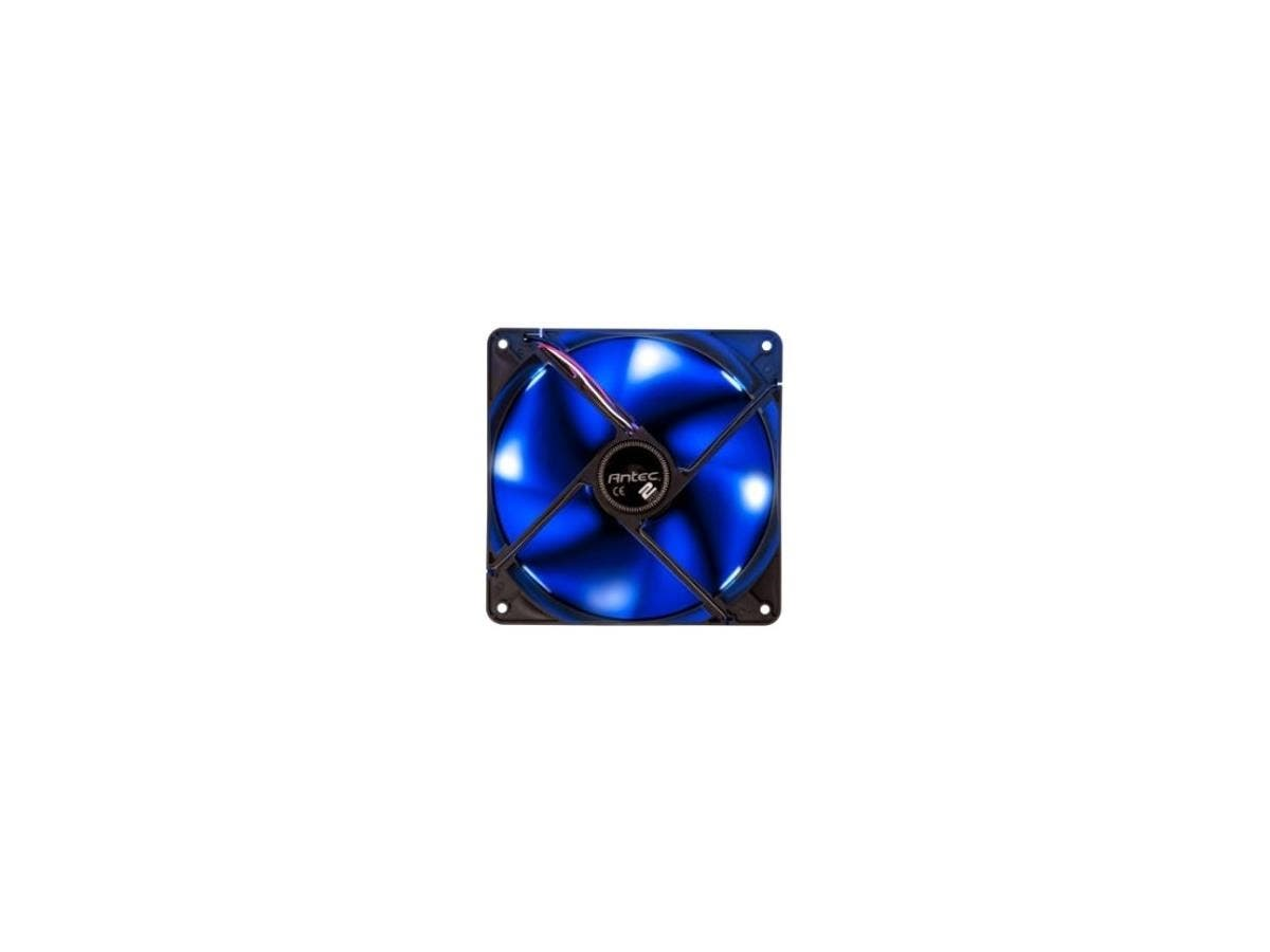 Antec TwoCool 140 Blue Cooling Fan - 1 x 140 mm - 1200 rpm