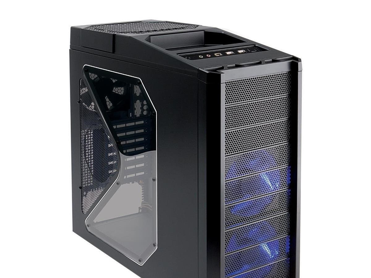 Antec 900 The Ultimate Gaming Case - Mid-tower-Large-Image-1