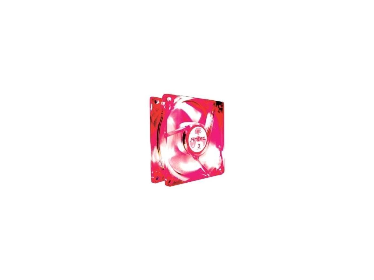 Antec TriCool R-LED 120 - 1 x 120 mm - 2000 rpm - Plastic - Retail